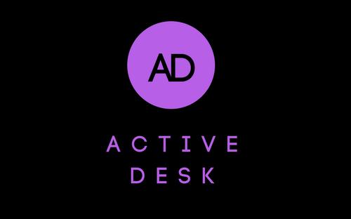 Biurka z elektryczną regulacją wysokości- Active Desk